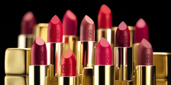 kissKiss matte guerlain rouge a levres
