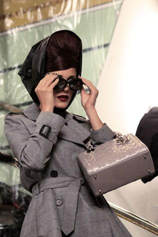 lady grey dior