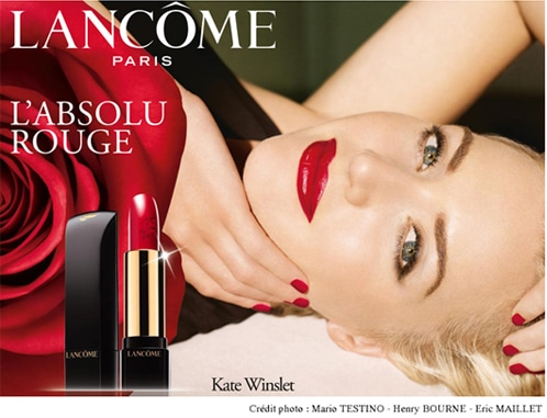 lancome kate winslet l'absolu rouge