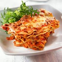 Recette italienne des lasagnes à la bolognaise