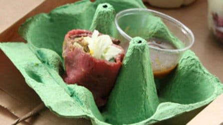 Maki rosbif et fromage