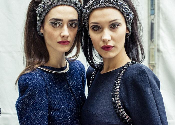 maquillage cils extravagants Chanel