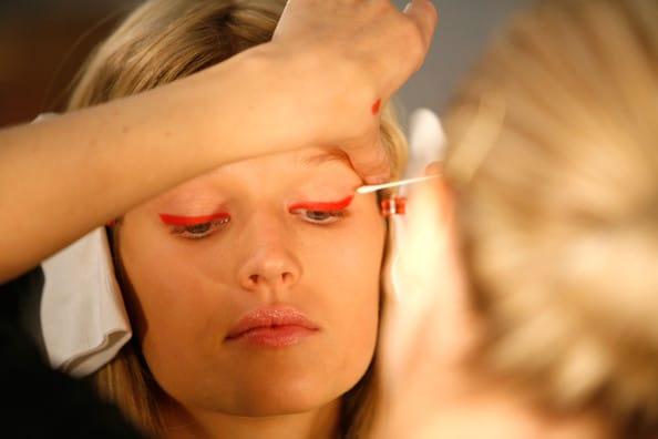 maquillage derek lam SS 2011