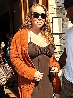 Mariah Carrey confirme qu'elle est enceinte
