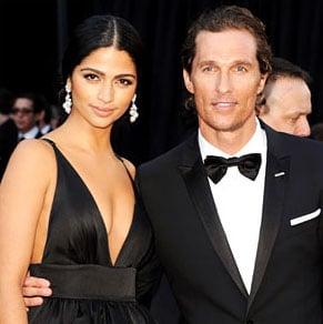Matthew McConaughey s'est marié avec Camila Alves