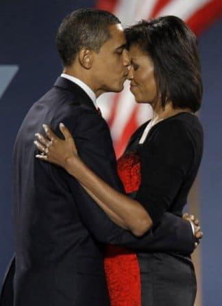 Barack Obama et sa femme étaient sur le point de divorcer