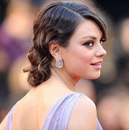 Mila Kunis aux Oscars 2011