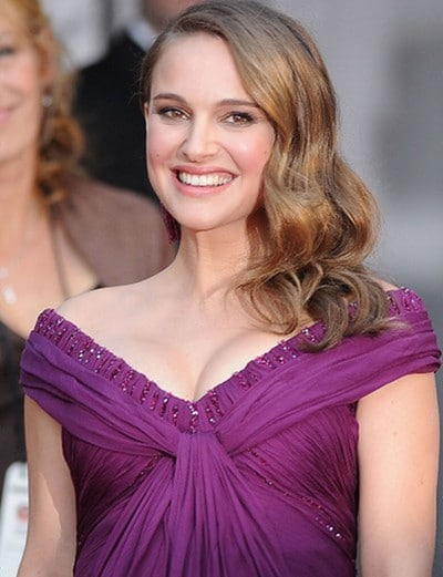 Natalie Portman aux oscars 2011