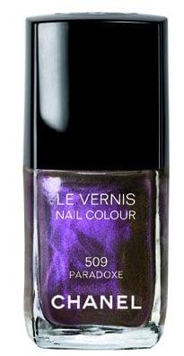 "Vernis ""Paradoxe"" de Chanel, futur it-vernis de l'automne ?"