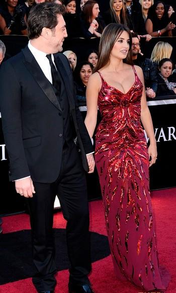 Penelope Cruz aux Oscars 2011