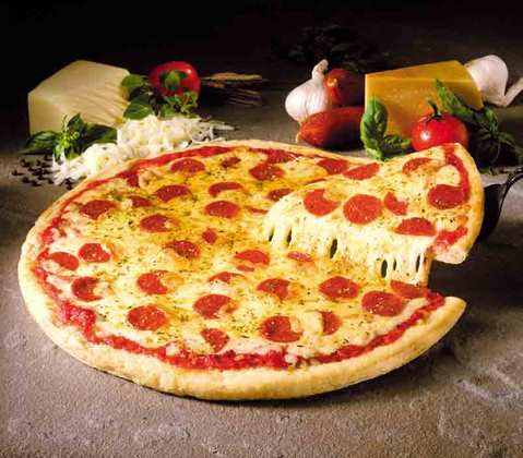 Vraie recette de la pizza italienne maison - Recette de pate a pizza italienne ...