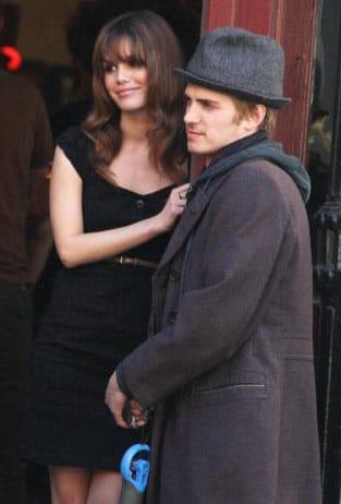 Rachel Bilson se sépare de son fiancé Hayden Christensen