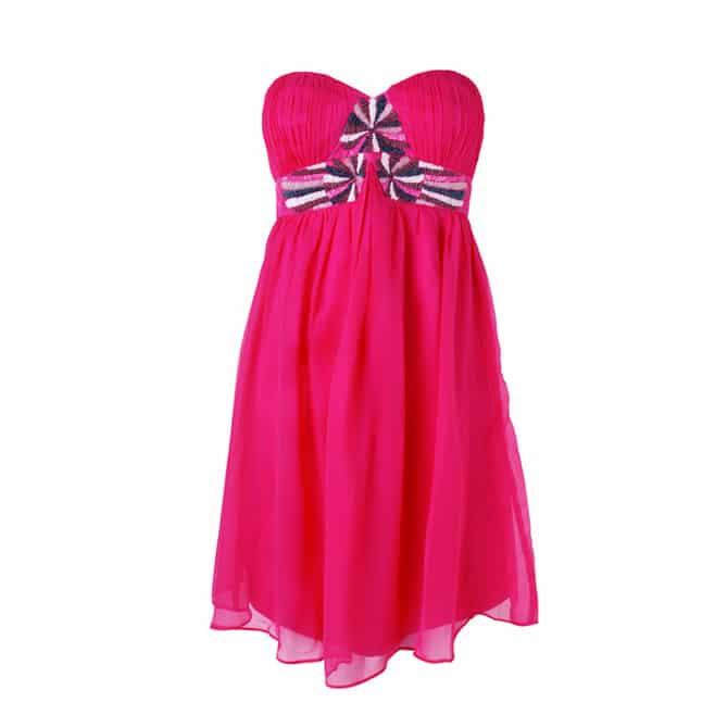 Coup de coeur : La robe bustier Lipsy