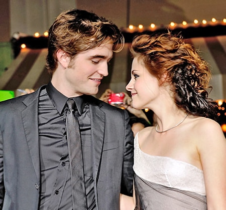 Kristen Steward Robert Pattinson on Robert Pattinson Et Kristen Stewart