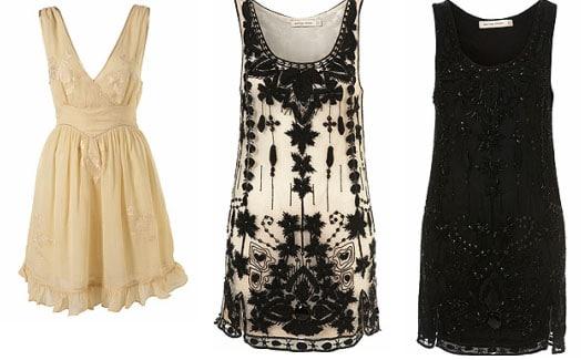 La collection Kate Moss été 2010 pour Topshop