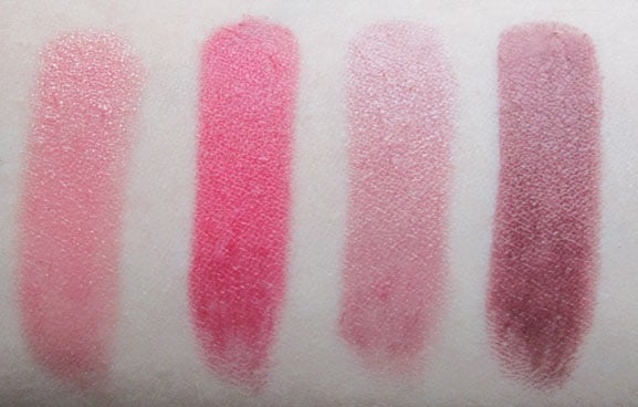 Dior addict lip color automne 2010 swatch