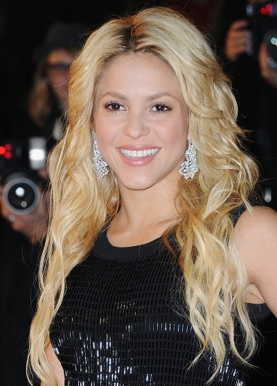 shakira NRJ music Awards 2011