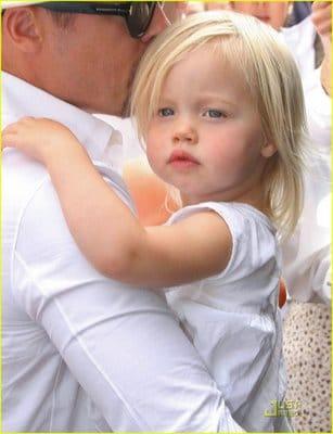Shiloh Jolie-Pitt fête son quatrième anniversaire