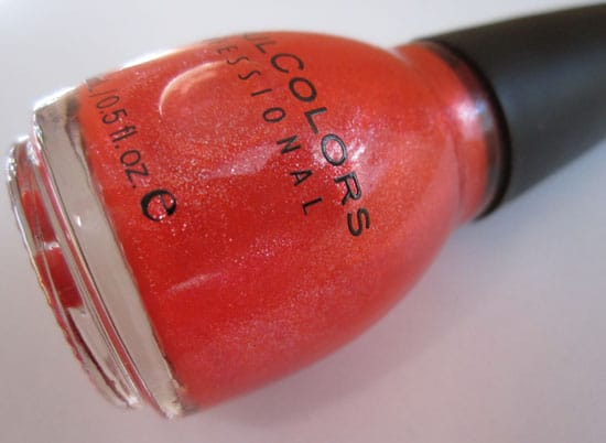 Vernis Sinful colors Red diamond