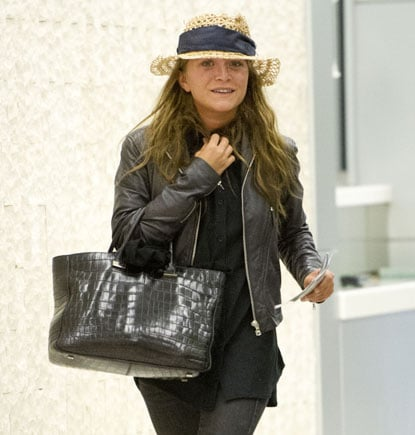 Mary-Kate Olsen incroyablement vieillie sans maquillage
