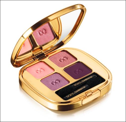 Dolce & Gabbana : La ligne de maquillage