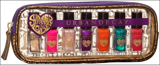 Urban Decay collection été 2010