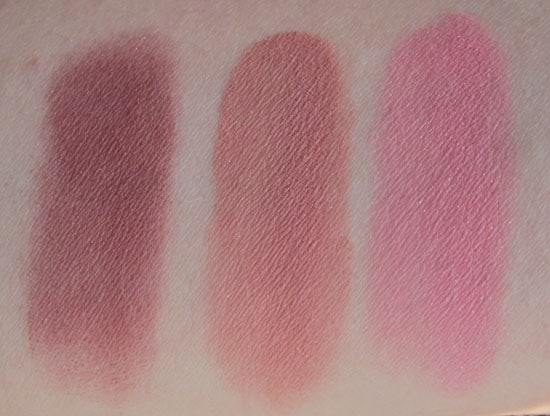 "Les blushes ""les contrastes"" de Chanel swatch, test, photos"