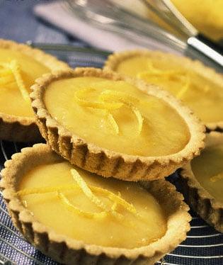 Recette de la tarte au citron - Tarte au citron cuisine az ...