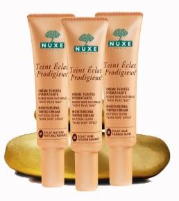 Une peau dorée tout en naturel avec Nuxe