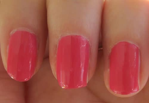 vernis 486 Rose Insolent chanel