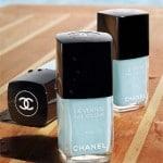 Riva, le vernis bleu pastel du défilé Croisière 2011 Chanel