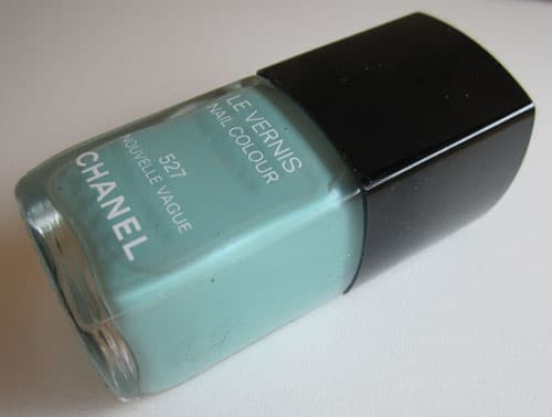 vernis chanel nouvelle vague