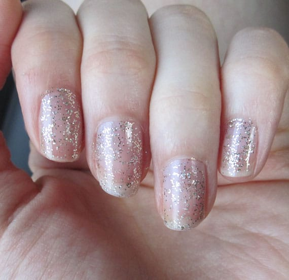 Vernis BB sand Lancôme swatch, test, photos