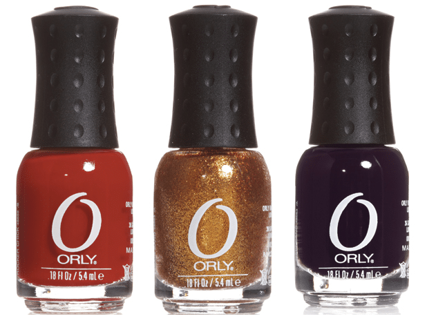 vernis Orly tis the season hiver Noël 2010