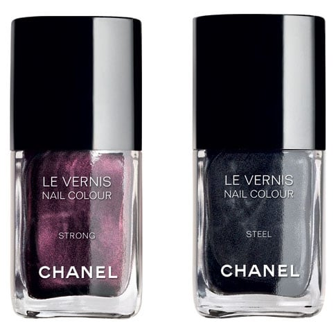 vernis steel et strong soho collection chanel