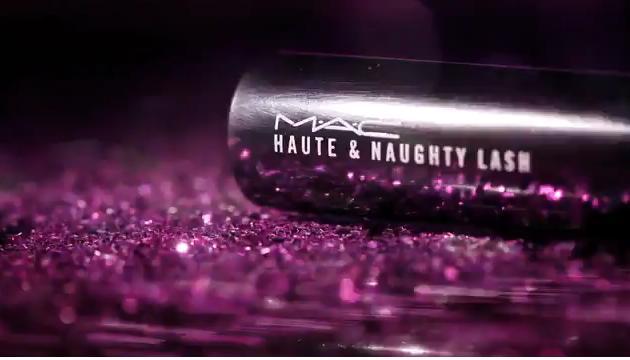 Vidéo maquillage MAC Haute & Naughty Lash