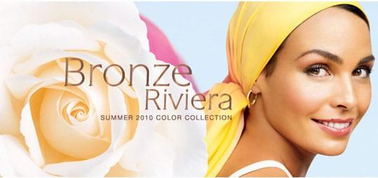 """Collection """"Bronze riviera"""" Lancôme été 2010"""